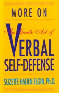 More on the Gentle Art of Verbal Self-Defense, av Suzette Haden Elgin