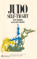 """Judo Self-taught"" en judo/ju jitsu bok av Eric Holder"